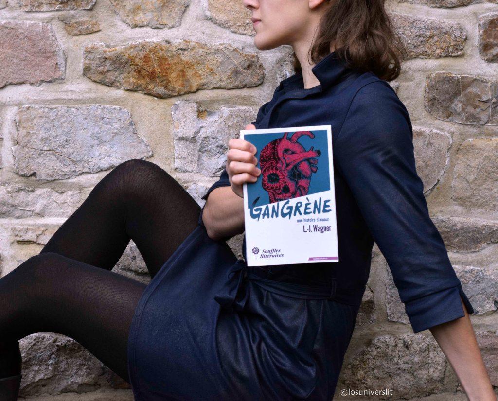 """Photo du livre """"Gangrène : une histoire d'amour"""" de L.-J. Wagner"""